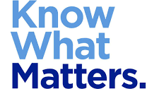 Know What Matters logo